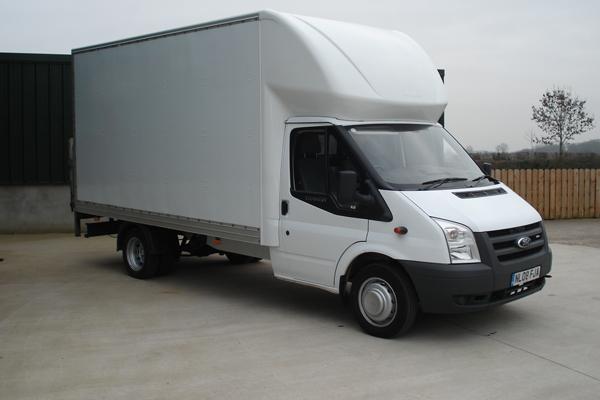 Location Transport luton-van-1 Vehicles